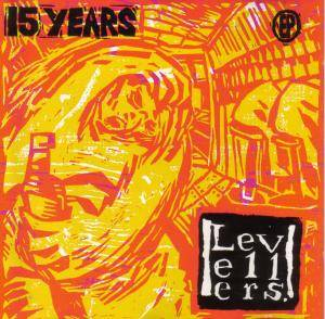 Levellers: 15 Years - Cover