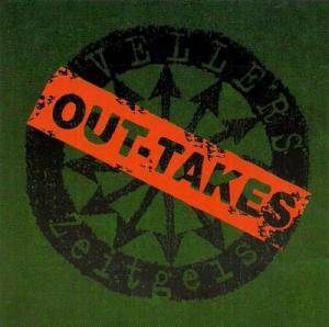 Cover - Levellers: Zeitgeist Out-Takes