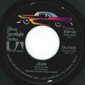 Cover - Oliver: Jean