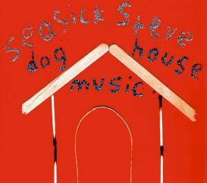 Seasick Steve: Dog House Music - Cover