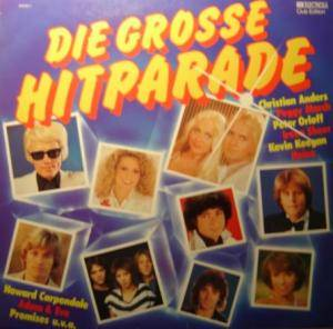 Grosse Hitparade (EMI), Die - Cover