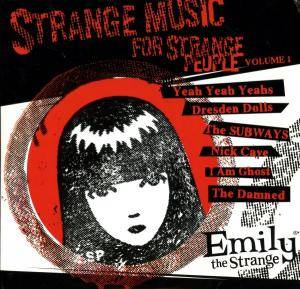 Strange Music For Strange People Vol. 1 - Cover