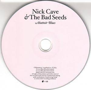 Nick Cave And The Bad Seeds: Abattoir Blues / The Lyre Of Orpheus (2-CD) - Bild 4