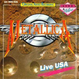 Metallica: Live USA (CD) - Bild 1
