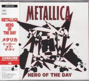 Metallica: Hero Of The Day - Cover