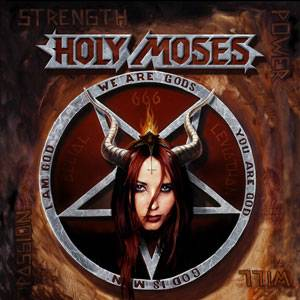 Cover - Holy Moses: Strength, Power, Will, Passion