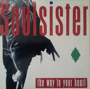 Soulsister: Way To Your Heart, The - Cover