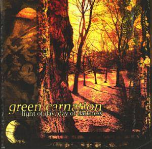 Cover - Green Carnation: Light Of Day, Day Of Darkness