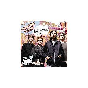 Cover - Phantom Planet: California