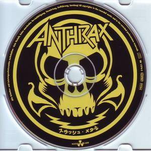 Anthrax: The Greater Of Two Evils (2-CD) - Bild 3