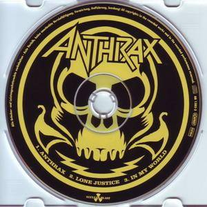 Anthrax: The Greater Of Two Evils (2-CD) - Bild 4