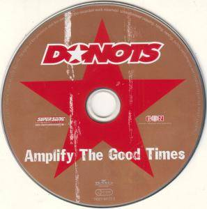 Donots: Amplify The Good Times (CD) - Bild 6