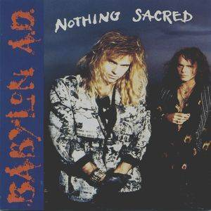 Cover - Babylon A.D.: Nothing Sacred
