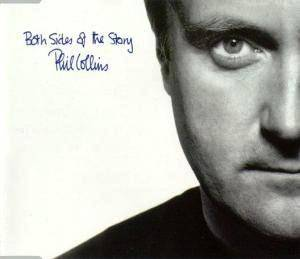 Phil Collins: Both Sides Of The Story - Cover