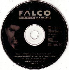 Falco: Out Of The Dark (Into The Light) (CD) - Bild 2