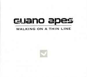 Guano Apes: Walking On A Thin Line (CD) - Bild 2