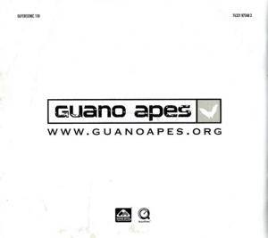 Guano Apes: Walking On A Thin Line (CD) - Bild 3