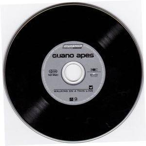 Guano Apes: Walking On A Thin Line (CD) - Bild 5