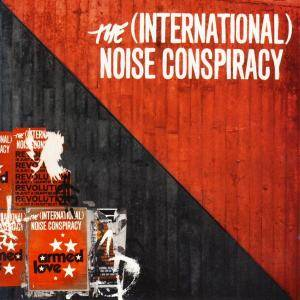 The (International) Noise Conspiracy: Armed Love - Cover