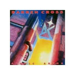 Barren Cross: Atomic Arena - Cover
