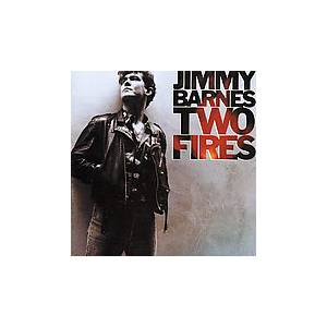 Jimmy Barnes: Two Fires - Cover