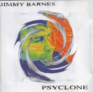 Cover - Jimmy Barnes: Psyclone