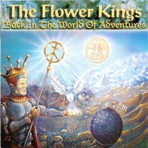 Cover - Flower Kings, The: Back In The World Of Adventures