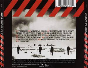 U2: How To Dismantle An Atomic Bomb (CD) - Bild 2