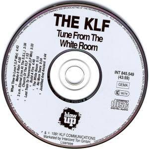 The KLF: The White Room (CD) - Bild 3