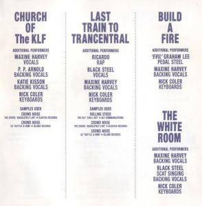 The KLF: The White Room (CD) - Bild 8