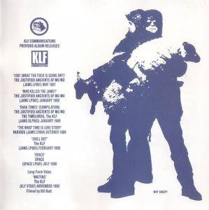 The KLF: The White Room (CD) - Bild 9