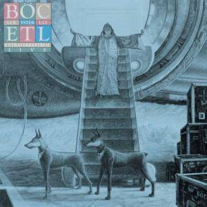 Blue Öyster Cult: Extraterrestrial Live - Cover