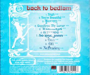 James Blunt: Back To Bedlam (CD) - Bild 2