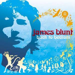 James Blunt: Back To Bedlam - Cover