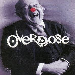 Overdose: Circus Of Death - Cover