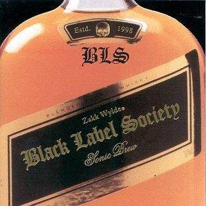 Cover - Black Label Society: Sonic Brew