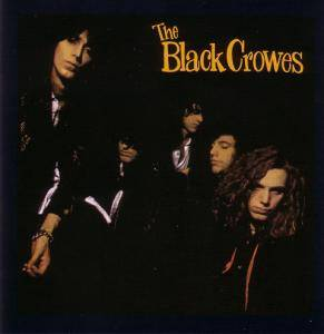 The Black Crowes: Shake Your Money Maker - Cover