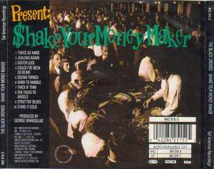 The Black Crowes: Shake Your Money Maker (CD) - Bild 2