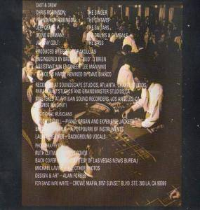 The Black Crowes: Shake Your Money Maker (CD) - Bild 3
