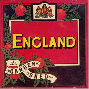 England: Garden Shed - Cover