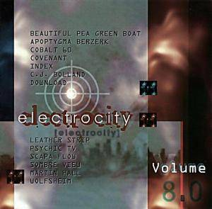 Cover - Index: Electrocity Vol. 08