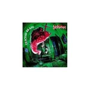 Destruction: Cracked Brain (CD) - Bild 1