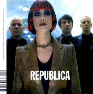 Cover - Republica: Republica