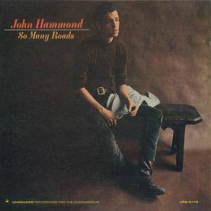 Cover - John Hammond: So Many Roads