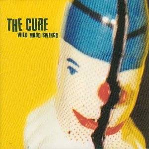 The Cure: Wild Mood Swings - Cover