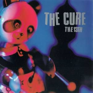 The Cure: 13th, The - Cover
