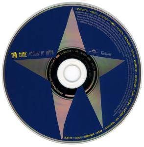 The Cure: Greatest Hits (2-CD) - Bild 4