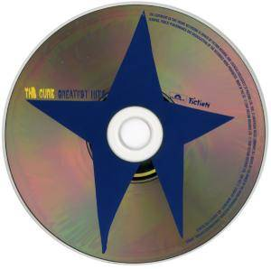 The Cure: Greatest Hits (2-CD) - Bild 5