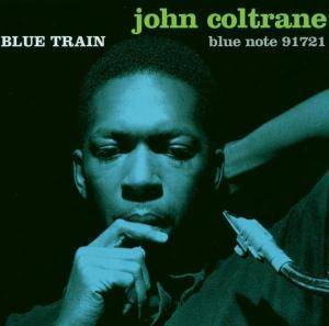 John Coltrane: Blue Train - Cover