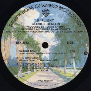 George Benson: In Flight (LP) - Bild 6